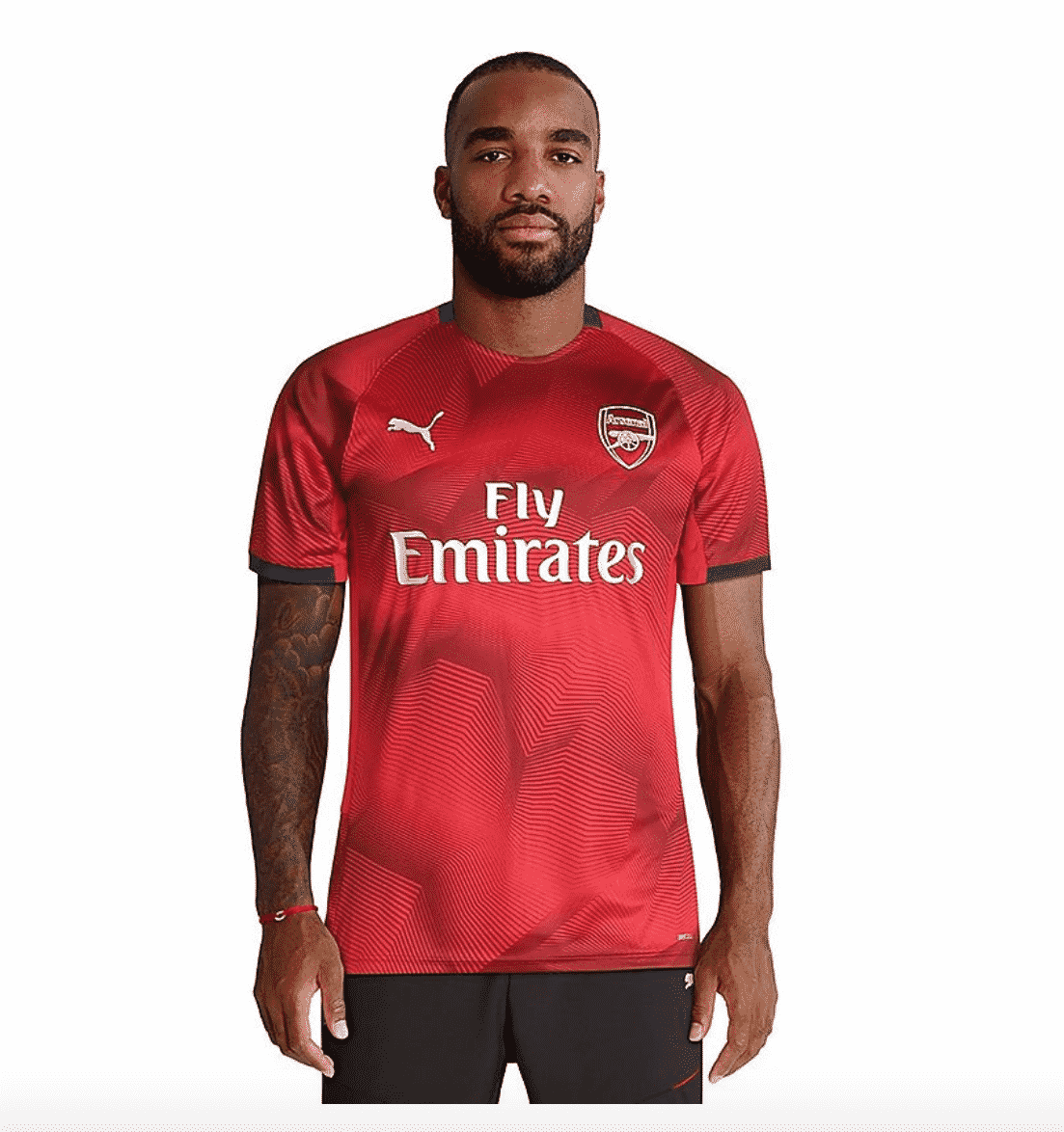 tee-shirt-stadium-shirt-arsenal-training-pre-match-2019-puma-rouge-lacazette