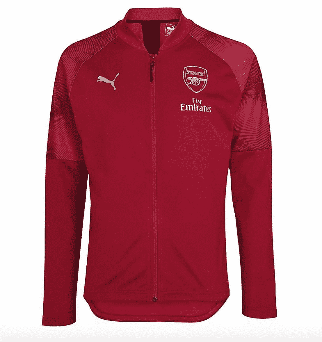veste-stadium-shirt-arsenal-training-pre-match-2019-puma-rouge