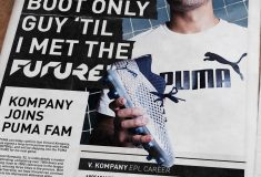 Image de l'article #BootsMercato : Vincent Kompany officiellement chez Puma !