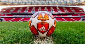 Image de l'article adidas dévoile le nouveau ballon de la Ligue des Champions 2019