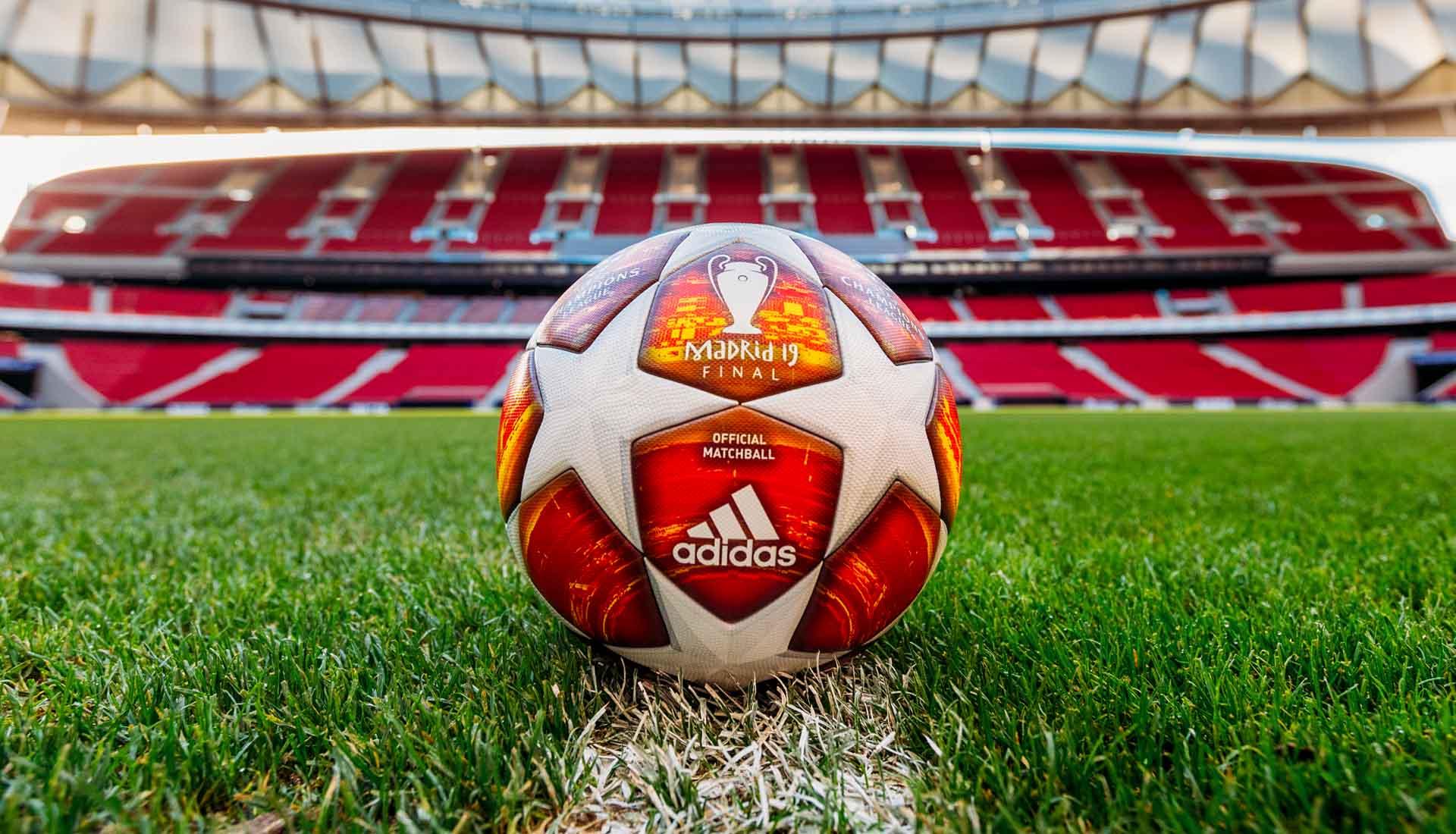 Loting Champions League 2019 Image: Adidas Dévoile Le Nouveau Ballon De La Ligue Des Champions
