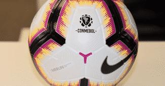 Image de l'article Nike dévoile le ballon de la Copa Libertadores 2019