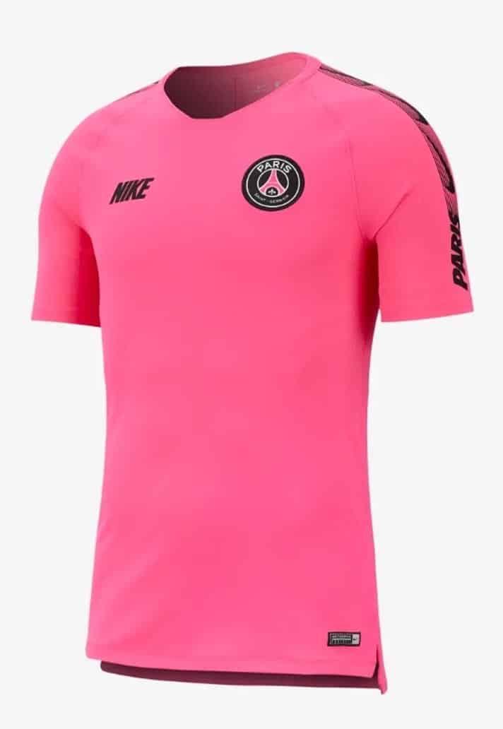Nouvelle Collection Training 2019 Pour Le Paris Saint Germain