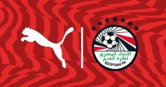 Image de l'article Puma redevient l'équipementier de l'Egypte