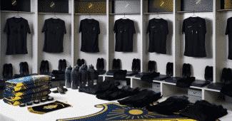 Image de l'article Le club de l'AIK Fotboll dévoile son nouveau maillot blackout