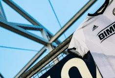 Image de l'article Philadelphia Union dévoile son maillot extérieur pour 2019