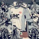 adidas dévoile le nouveau maillot extérieur 2019 de New England Revolution