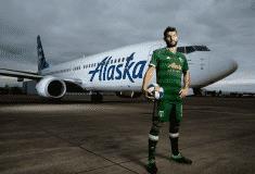 Image de l'article Les Timbers de Portland dévoilent leur maillot domicile pour 2019