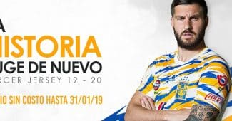 Image de l'article adidas dévoile le maillot third 2019 des Tigres UANL