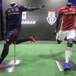 adidas et l'Universidad de Chile dévoilent les maillots 2019