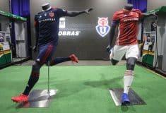 Image de l'article adidas et l'Universidad de Chile dévoilent les maillots 2019