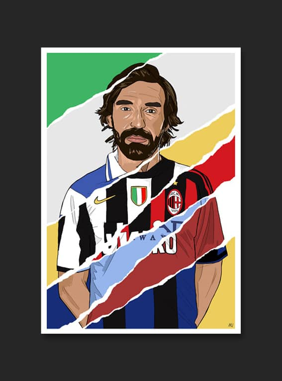 poster-carriere-andrea-pirlo-mark-johnson