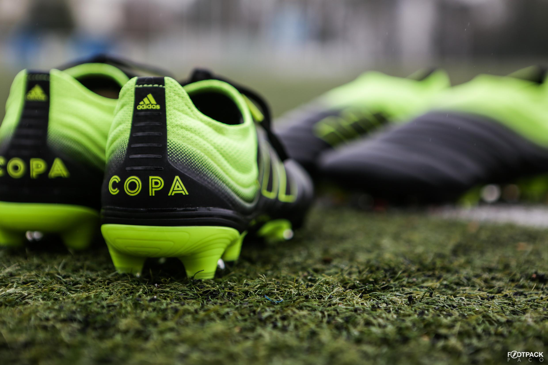 Le renouveau de la mythique chaussure de football adidas Copa