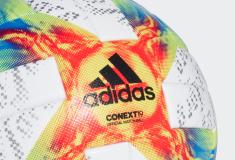 Image de l'article Conext19, le ballon multi-compétitions d'adidas