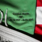 Stoke City dévoile un maillot en hommage à Gordon Banks