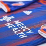 Le club de Cincinnati FC dévoile les premiers maillots de son histoire