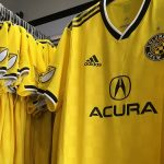 adidas et Columbus Crew dévoilent le maillot domicile pour 2019