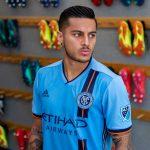 Le club de New-York City FC dévoile son nouveau maillot 2019