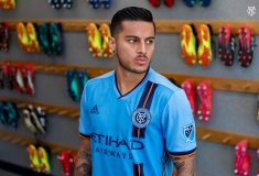 Image de l'article Le club de New-York City FC dévoile son nouveau maillot 2019