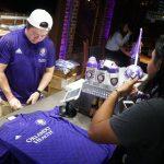 Orlando SC et adidas présentent le nouveau maillot 2019