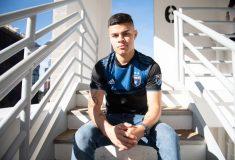 Image de l'article San José Earthquakes dévoile son nouveau maillot 2019