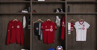 Image de l'article adidas dévoile le maillot domicile 2019 du Toronto FC