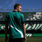 Le Betis Séville portera un maillot d'échauffement spécial face au FC Valence