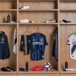 LA Galaxy et adidas dévoilent le maillot extérieur pour 2019