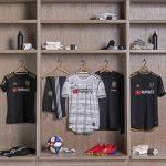 adidas dévoile un nouveau maillot pour le Los Angeles FC
