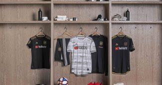 Image de l'article adidas dévoile un nouveau maillot pour le Los Angeles FC