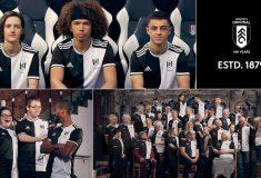 Image de l'article Fulham fête ses 140 ans avec un maillot unique
