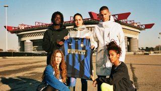 Image de l'article Nike dévoile un maillot mashup pour l'Inter Milan