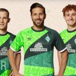 Le Werder Brême dévoile un maillot spécial pour ses 120 ans