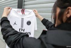 Image de l'article Jordan, une saison de plus sur le maillot du PSG ?