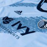 adidas et le Sporting Kansas City dévoilent le maillot 2019