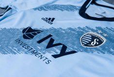 Image de l'article adidas et le Sporting Kansas City dévoilent le maillot 2019