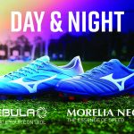 Mizuno lance son pack Day & Night
