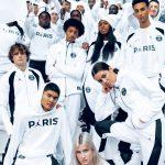 Le Paris Saint-Germain et Jordan dévoilent une nouvelle collection sportswear