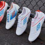 Umbro dévoile de nouveaux coloris pour sa gamme football