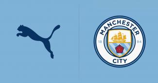 Image de l'article Puma nouvel équipementier de Manchester City!