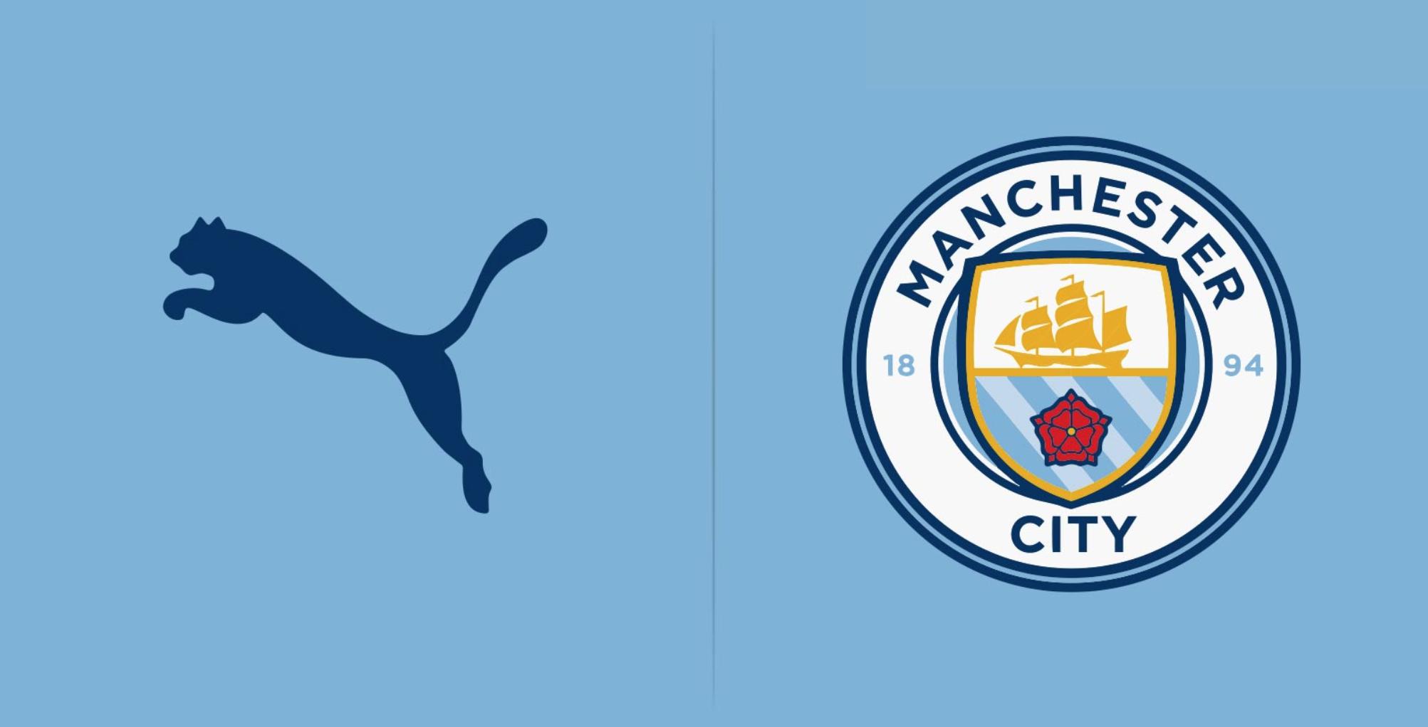 Puma nouvel équipementier de Manchester City !