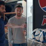 Messi et Salah réunis pour la nouvelle pub de Pepsi