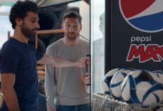 Image de l'article Messi et Salah réunis pour la nouvelle pub de Pepsi