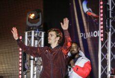 Image de l'article Footpack était à la soirée Puma Power Up à Marseille avec Le Sommer, Griezmann, Balotelli, Saint-Maximin…