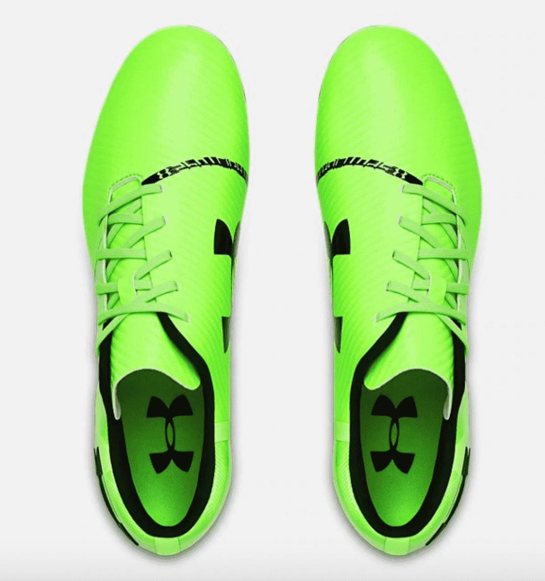 under-armour-spotlight-vert-noir
