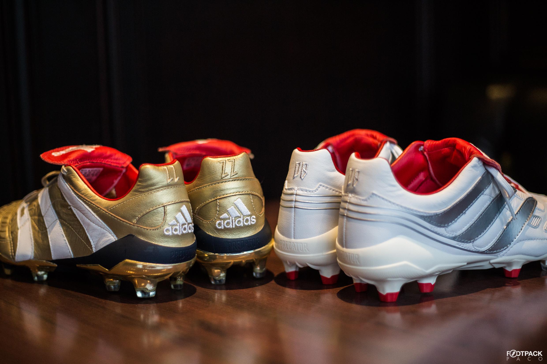 adidas donne des chaussures pour son anniversaire