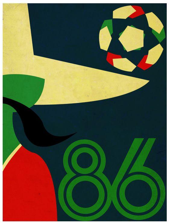affiche-coupe-du-monde-mexique-1986