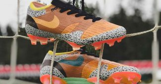 Image de l'article L'artiste Adrian Custom dévoile une Nike Mercurial Vapor Air Max pour le Air Max day
