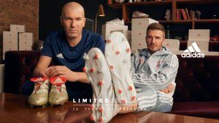 Image de l'article adidas réédite les Predator de Zidane et Beckham