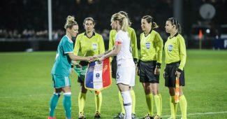 Image de l'article Au Stade : On était à France – Allemagne (féminines)
